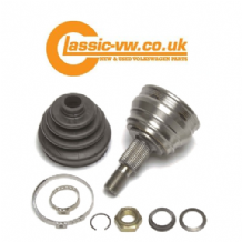 Outer CV Joint Kit, 100mm Shafts 191498099A Mk1 Golf, Mk2 Golf, Scirocco, Corrado